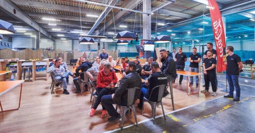 teamlab céges csapatépítés szervezése