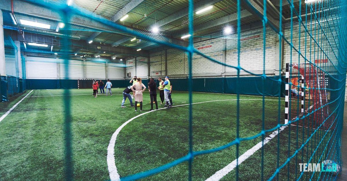 Céges csapatépítő helyszínek - sportcsarnok és aréna