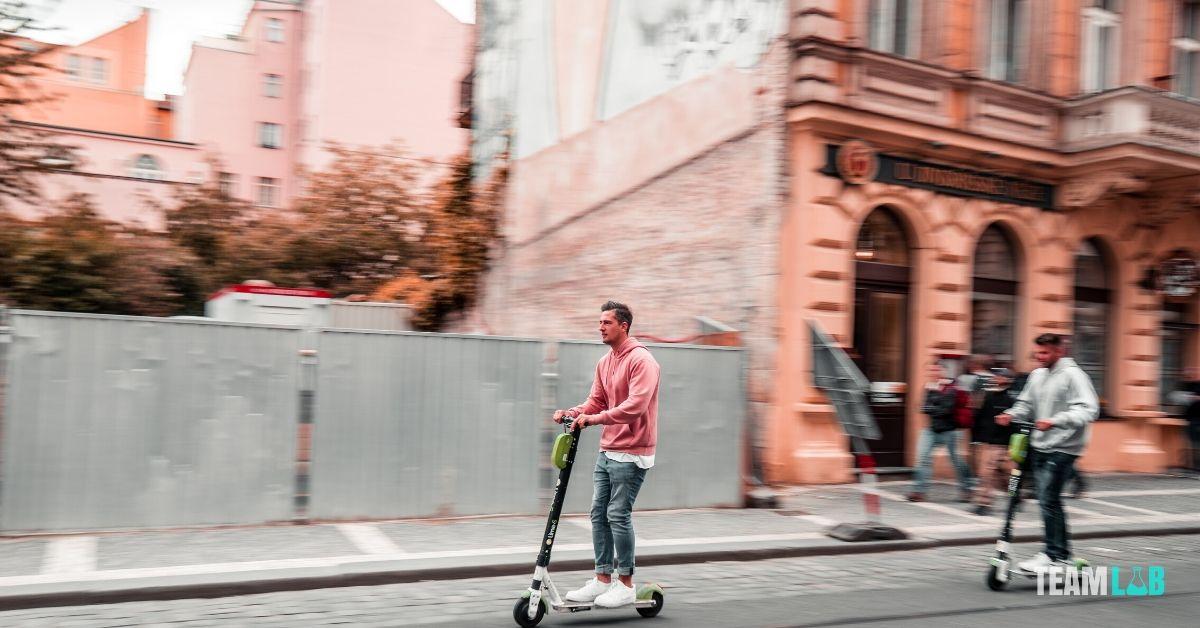 A környezettudatosság a munkába járással kezdődik!