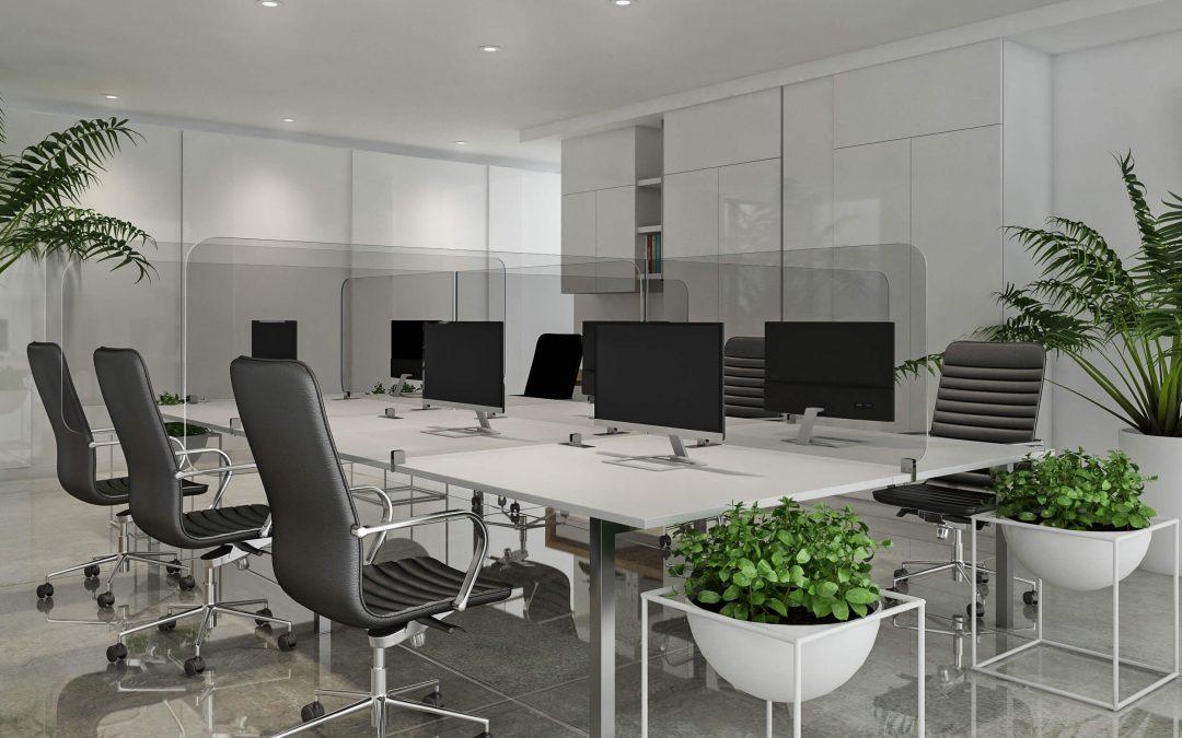 Így forradalmasítottuk az irodai térelválasztást